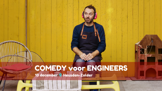 Comedy voor Engineers